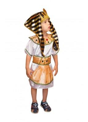 Костюм египетского фараона для мальчика