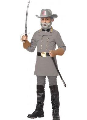 Костюм Генерал Конфедерации детский