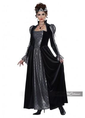 Костюм готической королевы