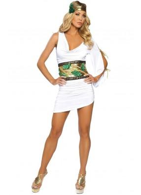 Костюм Греческой богини виноделия 1 фото