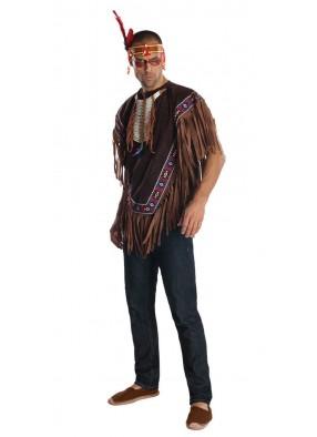 Костюм индейца племени Могикан