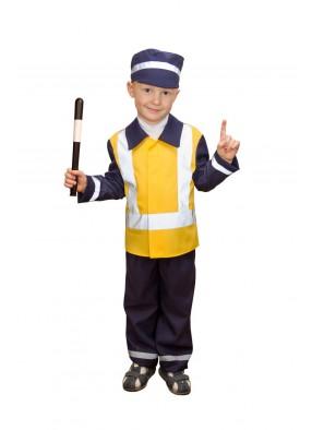Костюм инспектора ДПС для мальчика