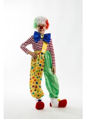 Костюм итальянского клоуна