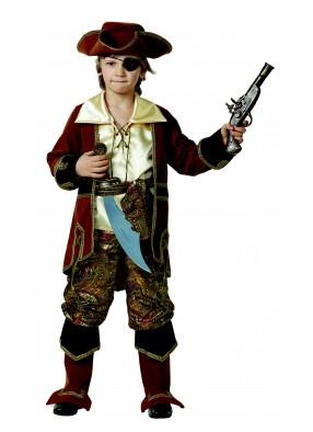 Костюм капитана пиратов фото