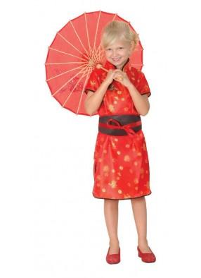 Костюм китаянки для девочки