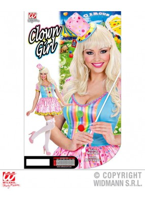 Костюм клоунессы Куколки для девушки