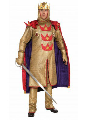 Костюм король Артур фото