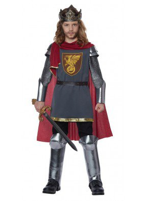 Костюм король Артура для мальчика