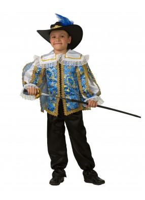 Костюм королевского мушкетера для мальчика фото
