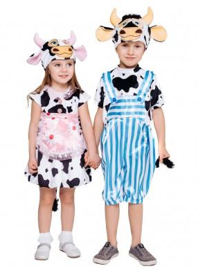 Костюм коровы Зорьки