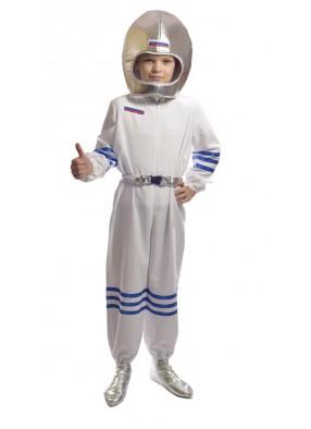Костюм космонавта белый фото