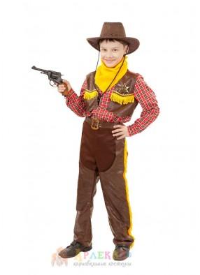 Костюм Ковбоя с пистолетом