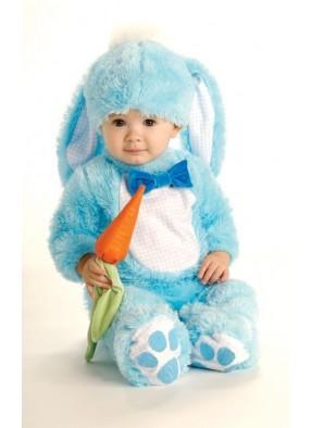 Костюм красивого маленького кролика