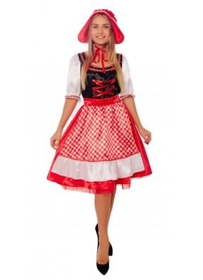 Костюм Красной шапочки милашки