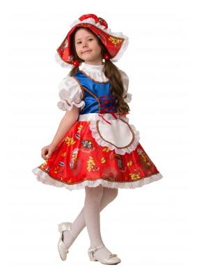 Костюм Красной шапочки сказочный фото