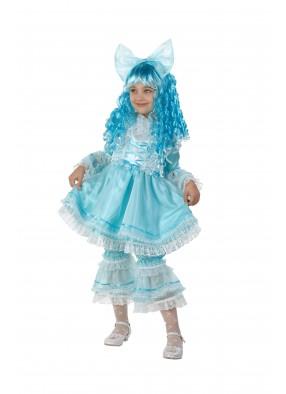 Костюм кукла Мальвина фото