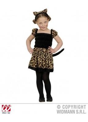 Костюм леопарда для девочки