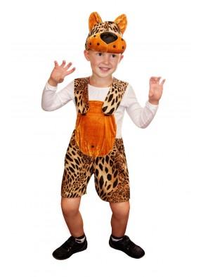 Костюм леопарда для мальчика