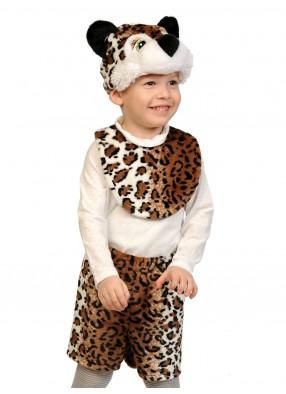 Костюм леопардика облегченный