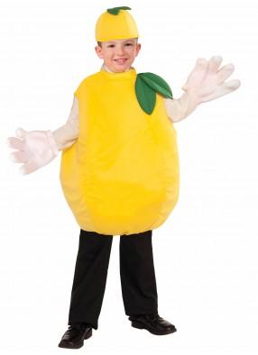 Костюм Лимон детский