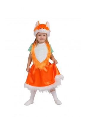Костюм лисы хозяйки для девочки