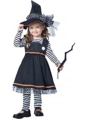 Костюм Лукавая ведьма детский