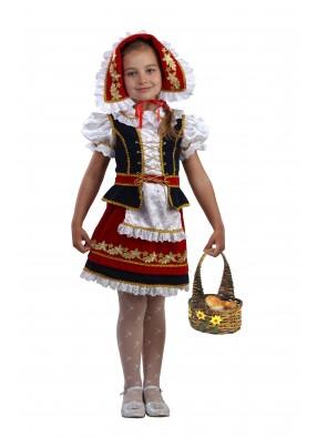 Костюм люкс красная шапочка фото