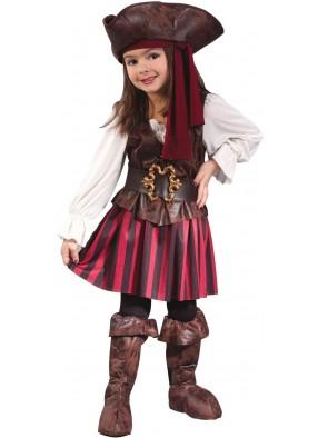 Костюм Маленькая пиратка детский