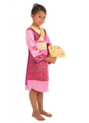 Костюм маленькой японской принцессы фото
