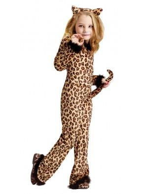 Костюм милого леопардика детский