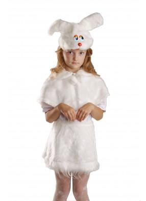 Костюм милой зайчихи для девочки
