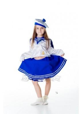 Детский костюм морячки