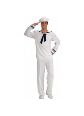 Костюм моряка белый