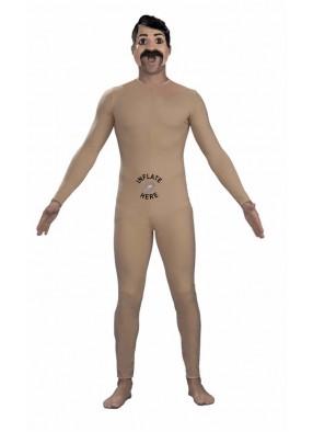 Костюм надувной куклы мужчины