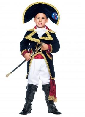 Костюм Наполеон Бонапарт детский фото