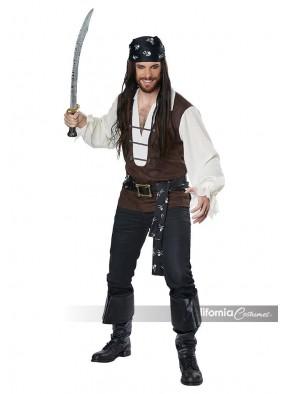 Костюм неотесанного пирата