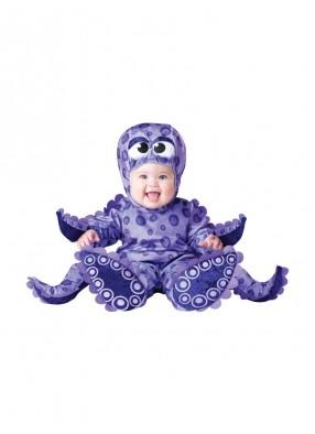 Костюм осьминога малышу фото