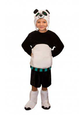 Костюм панды для мальчика