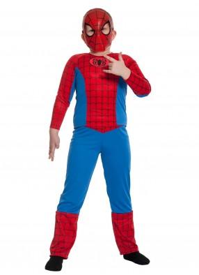Костюм паука с маской