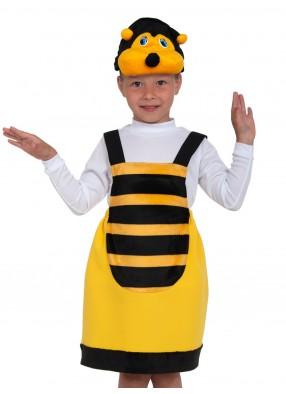 Костюм пчелки тканево-плюшеывй