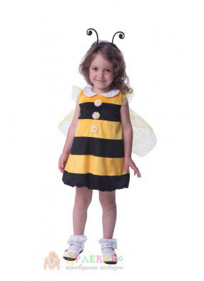 Костюм пчелки Жужы-1