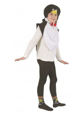 Костюм пингвиненка