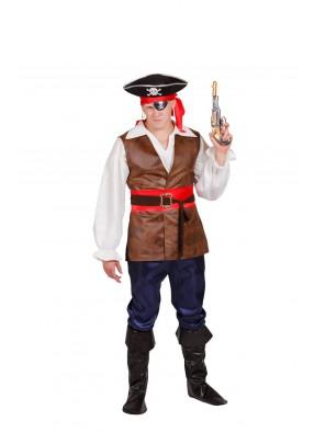 Костюм пирата для мужчины
