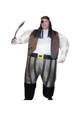 Костюм Пирата надувной 1 фото