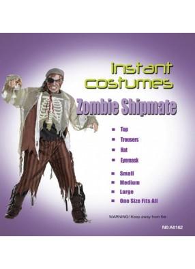 Костюм Пирата-зомби 1 фото