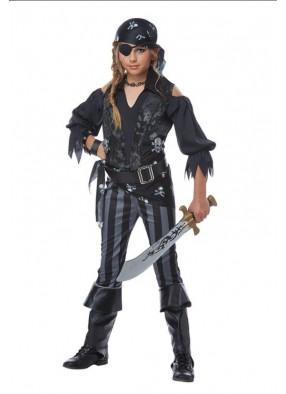 Костюм Пиратка бунтарь детский