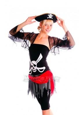 Костюм пиратки Альмы фото