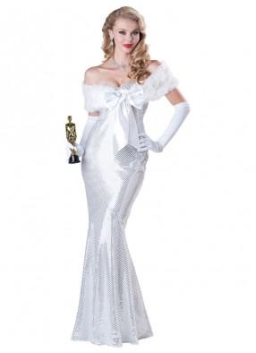 Костюм победительницы Оскар