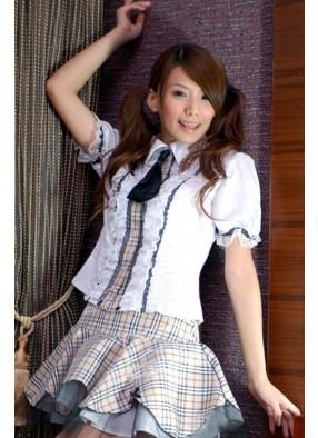 Костюм Покладистой Японской школьницы фото