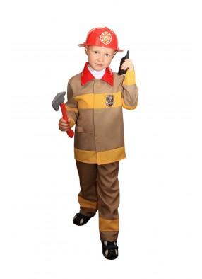 Костюм пожарника для мальчика